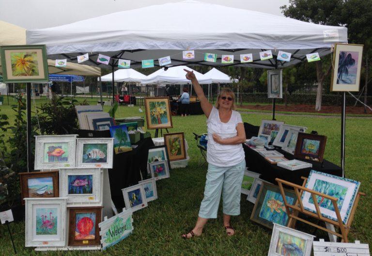 #1 Bobbin Salisbury — Watercolor Artist, Instructor, and Illustrator
