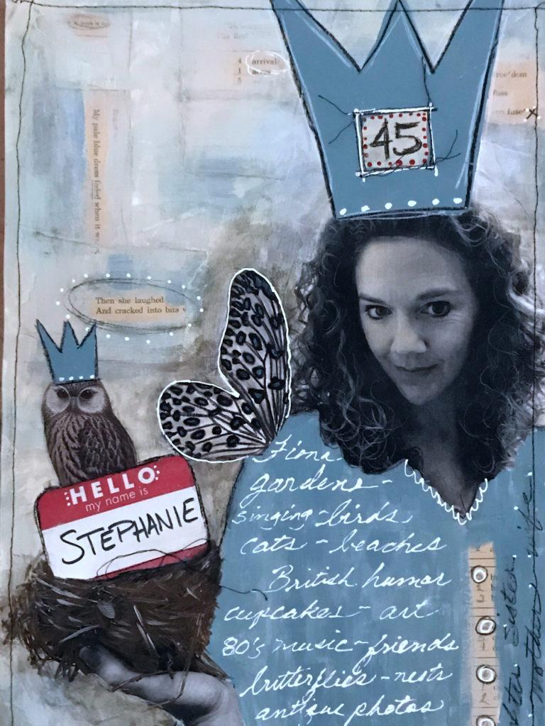 #9 Stephanie Jones Rubiano: Maker of Dimensional Shadow Boxes