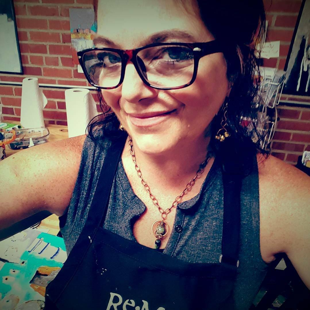 #31 Jodi Ohl: Author, Artist, and Creative Instructor
