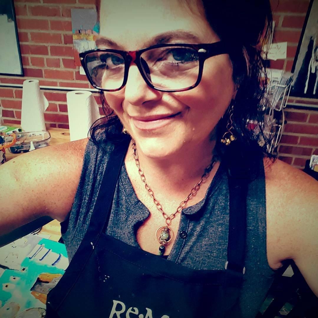 #153 Jodi Ohl: North Carolina Abstract Artist and Teacher