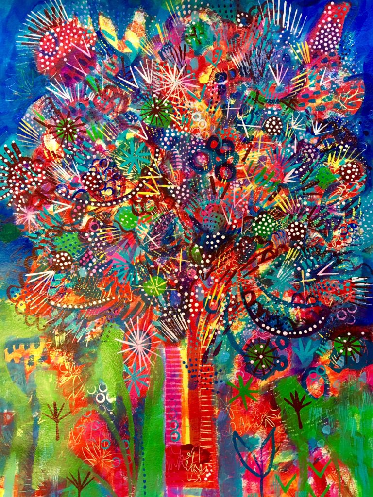 87 Mary Price: Intuitive Painting in the UK – Suzanne Redmond