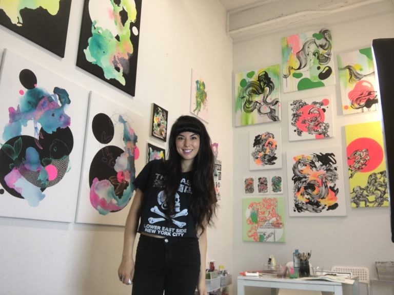 #99 Morgan Winter: Painter and Maker in Brooklyn