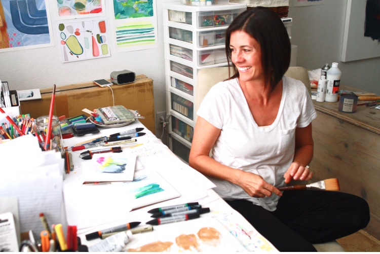 #97 Sara Schroeder: Art Supplies and Instagram Tips