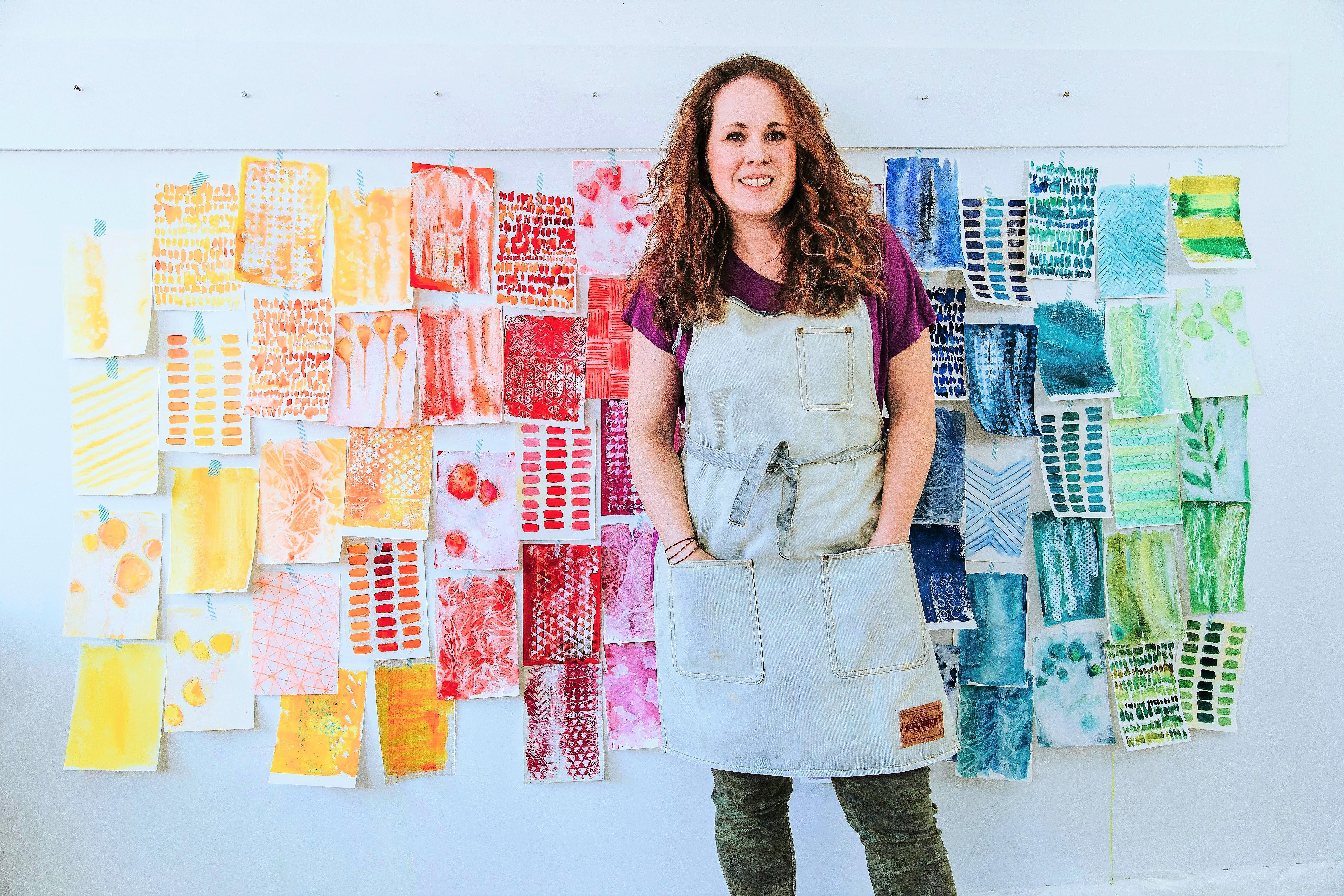 #150 Kellee Wynne Conrad: Creating a Virtual Art Summit