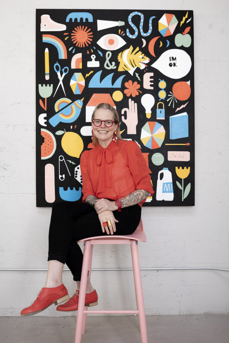 #111 Lisa Congdon: Artist, Illustrator, and Author