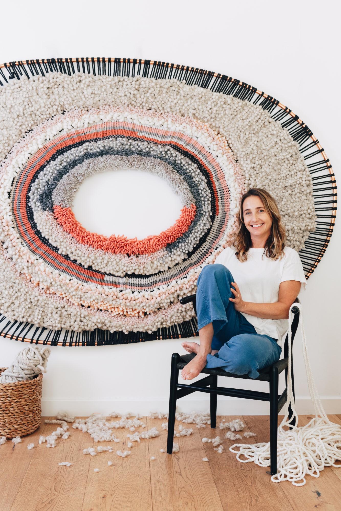 #114 Tammy Kanat: Weaving Sculptures in Australia