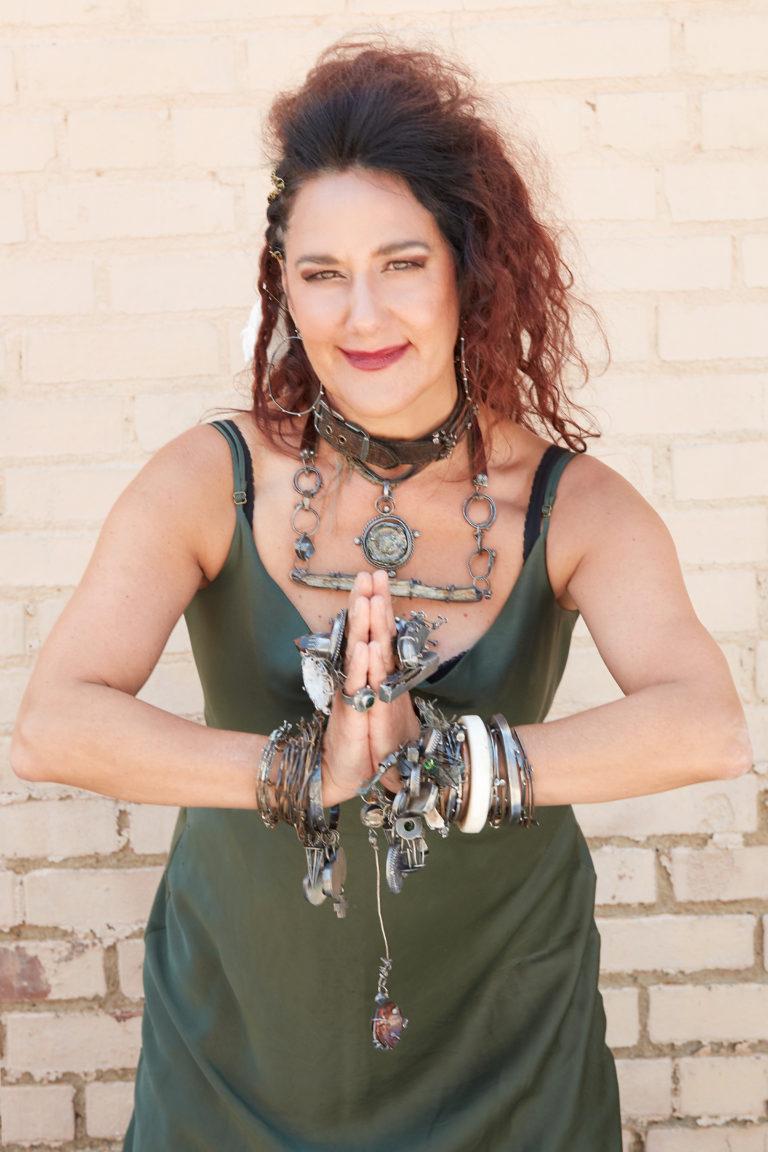 #119 Susan Lenart: Creating Sacred Devotional Jewelry