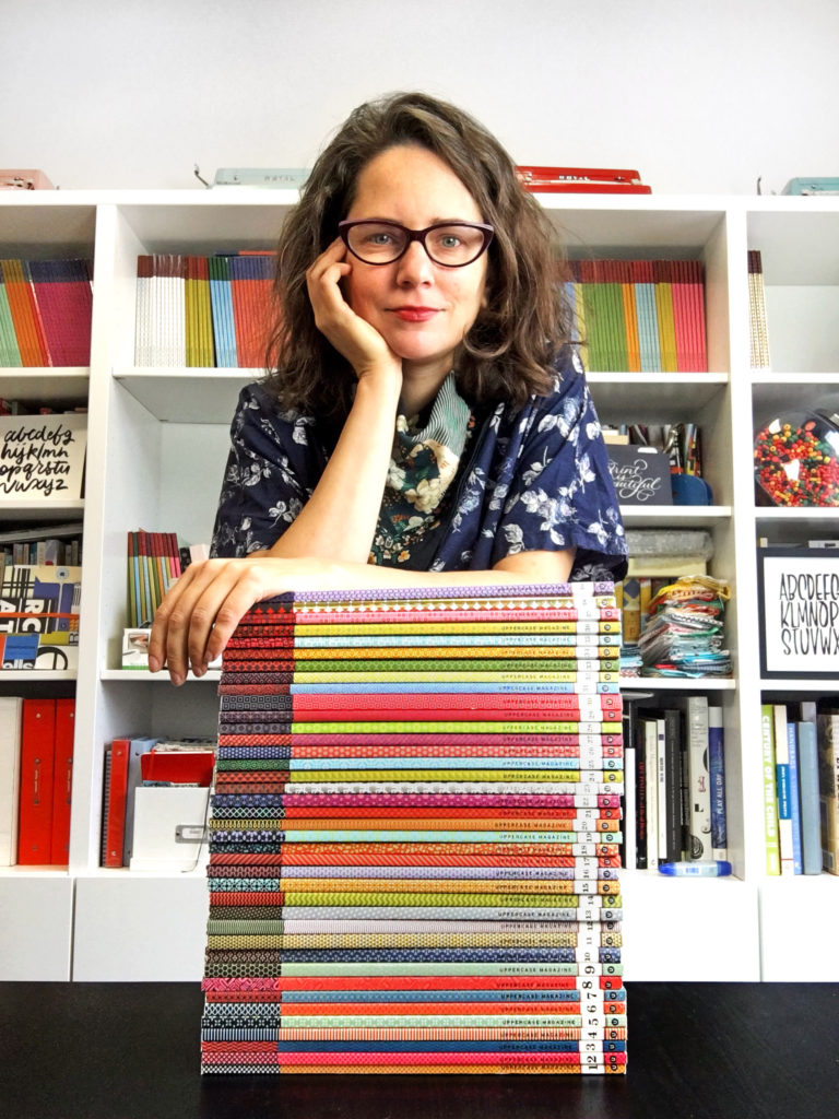 #123 Janine Vangool: Magazines and Books for the Creative and Curious