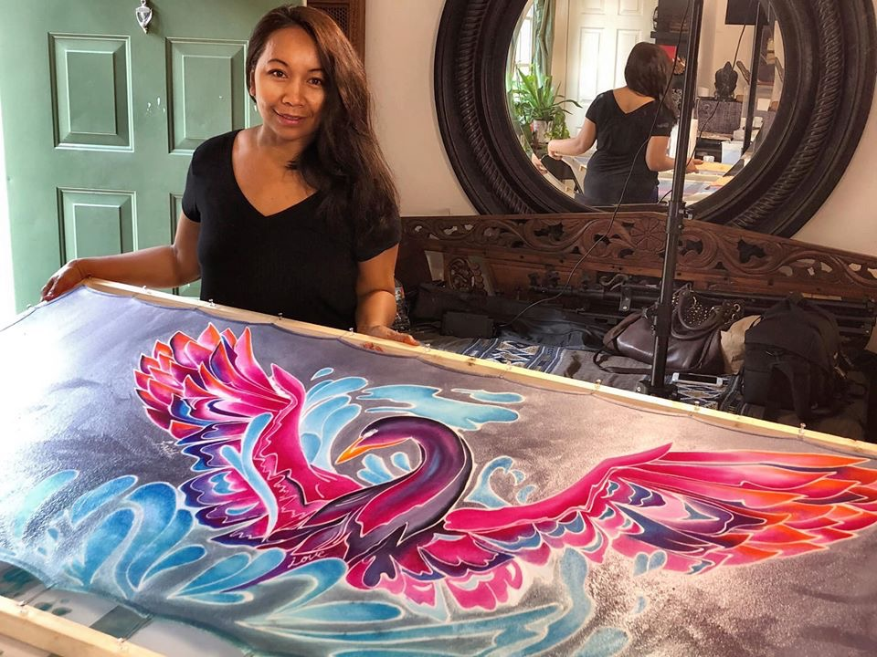 #137 Munirah Rimer: Batik Artist and Instructor