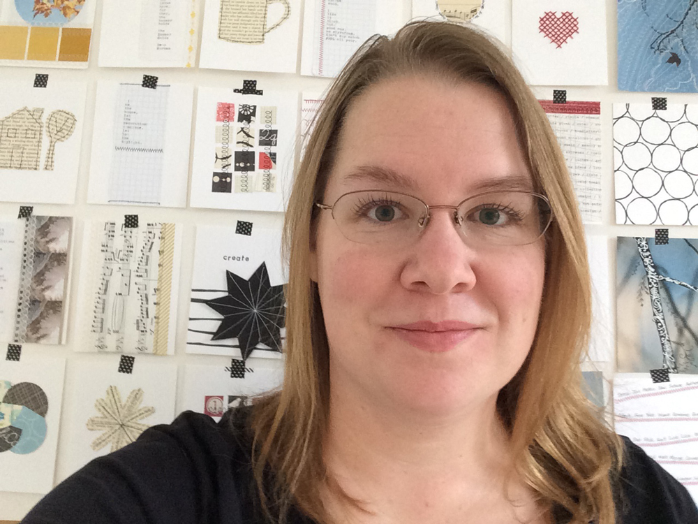 #139 Anika Lacerte: Creating a Handcrafted Story Daily