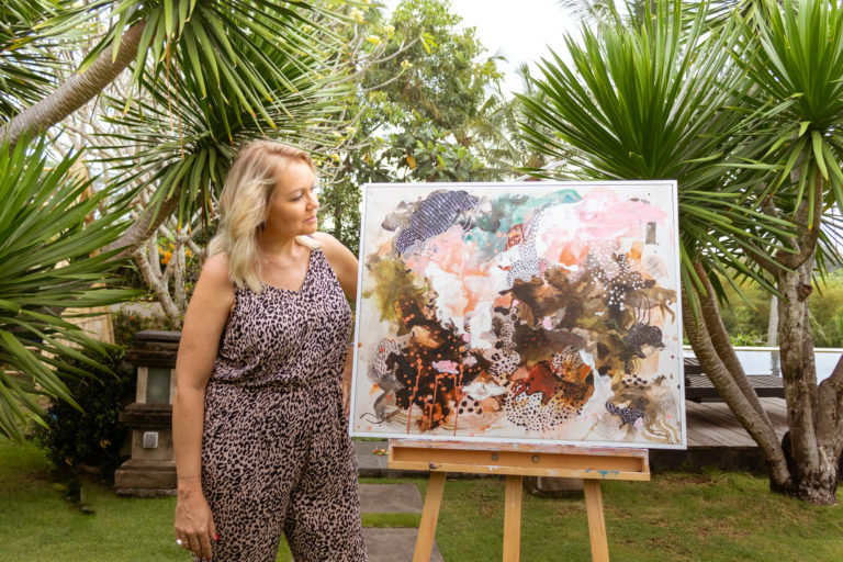 #148 Doulene Walker: Abstract Landscape Artist