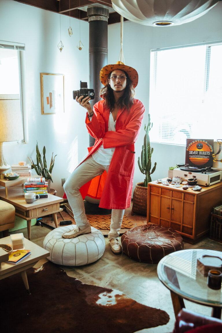 #166 Nick Onken: Traveling Photographer Creates Hats Too
