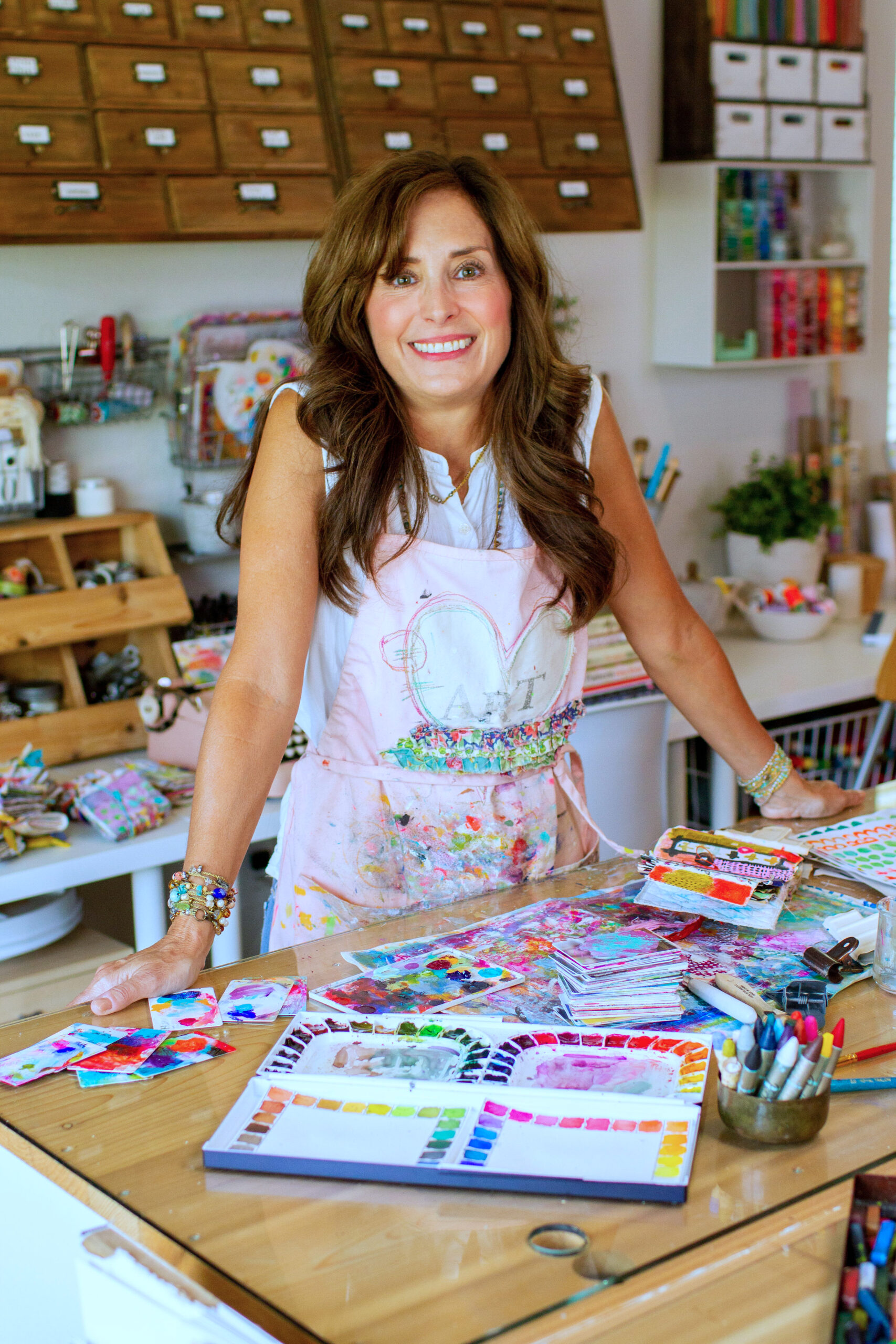 #167 Rae Missigman: Making Art and Sharing with Others
