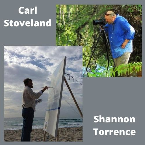#176 Carl Stoveland and Shannon Torrence: An Artist Residency on the Dry Tortugas