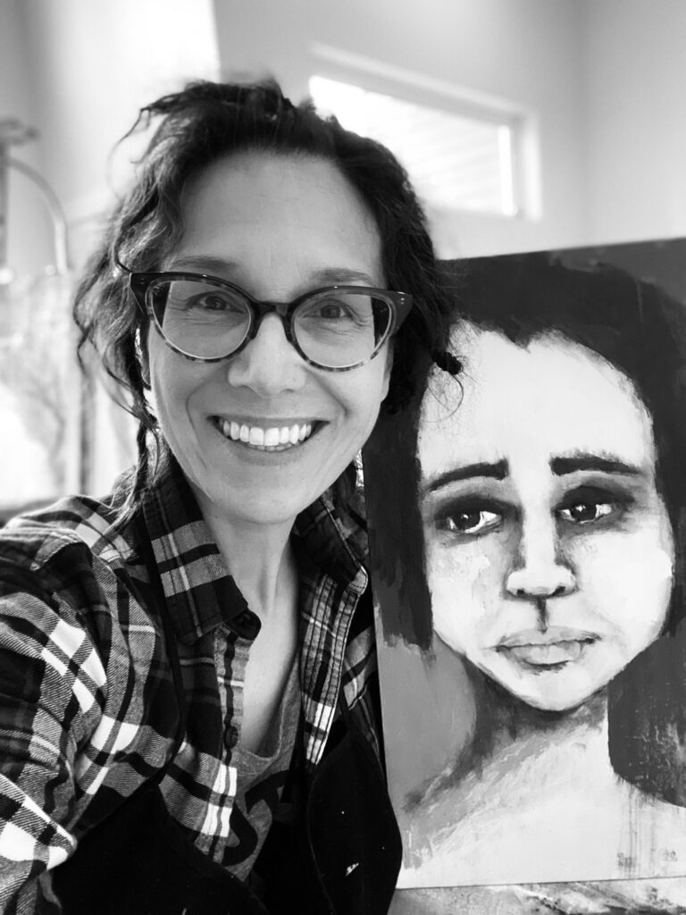 #179 Jen Jovan: Mixed Media Artist and Malarkey Maven