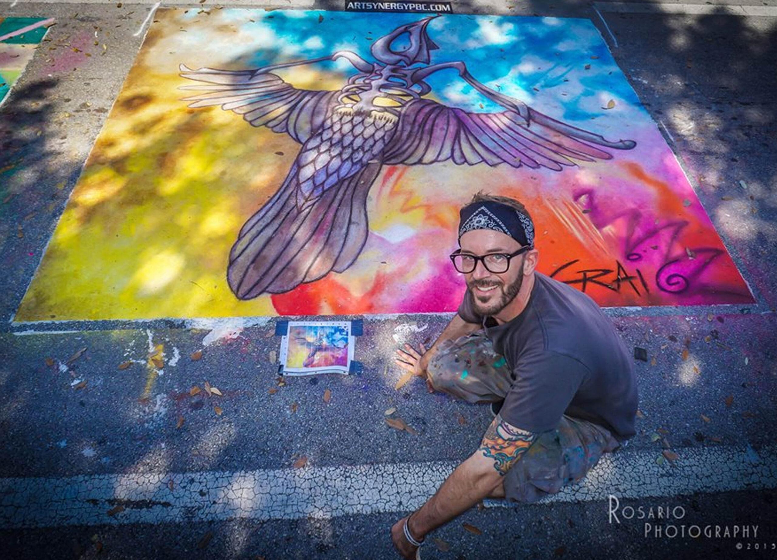 #184 Craig McInnis: Artist, Muralist, and Creative