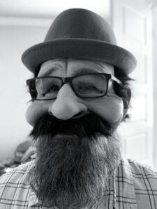 Masked Gabe Langholtz