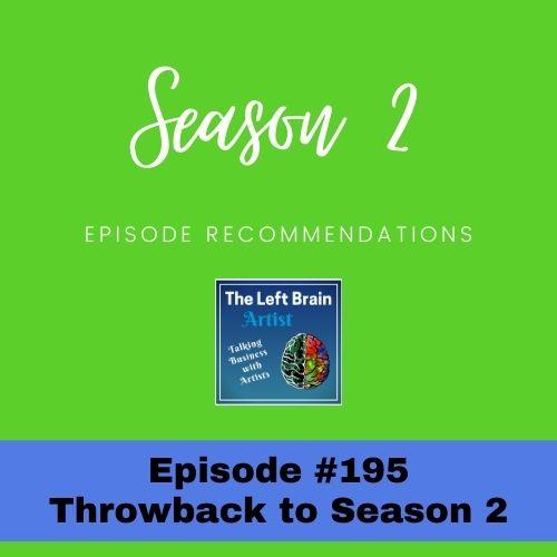 #195 Season 2 Episode Recommendations