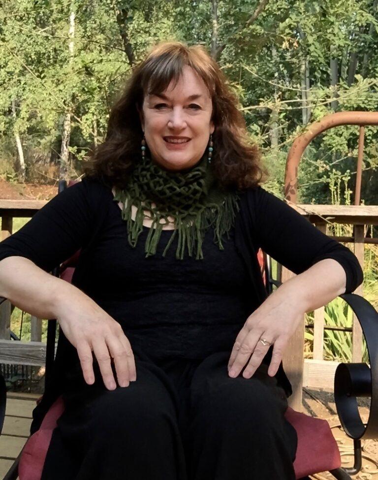 artist Roxanne Evans Stout
