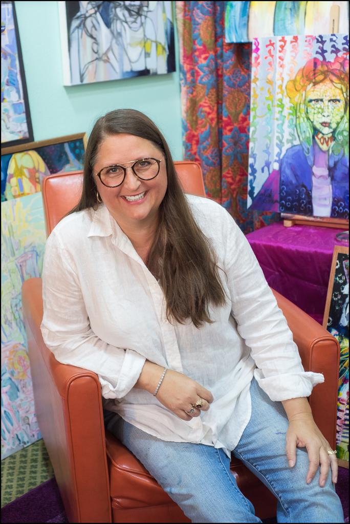 artist Ardith Goodwin