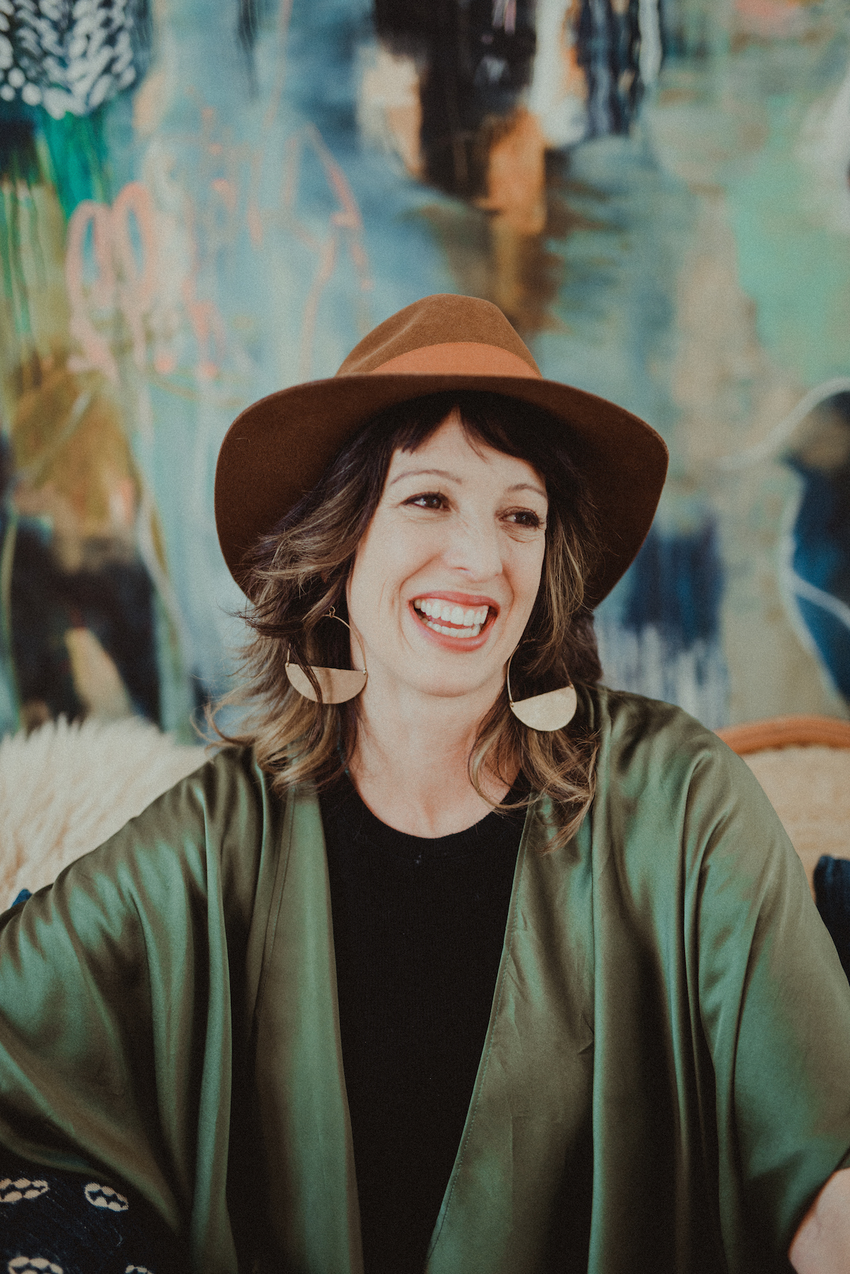 #197 Flora Bowley: Painter and Author Helps People Expand their Creativity