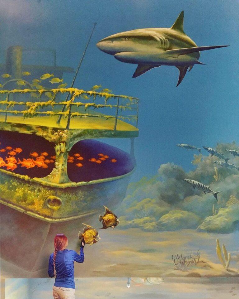 Andrea Ehrhardt mural