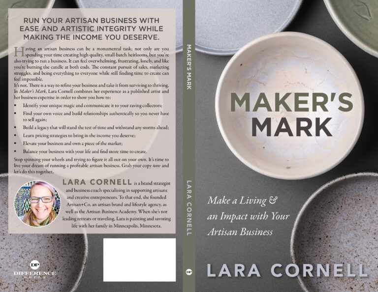 Maker's Mark book