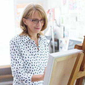 artist Catherine Rains
