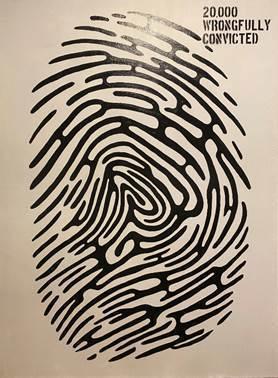 Thumbprint painting