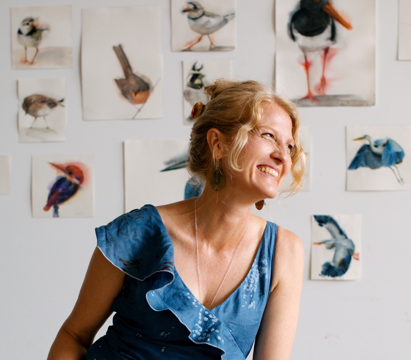 #213 Holly Wach: Celebrating the Creatures of Nature