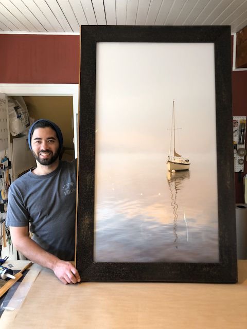 #214 Jason Matias: Photography and the Art of Selling Art