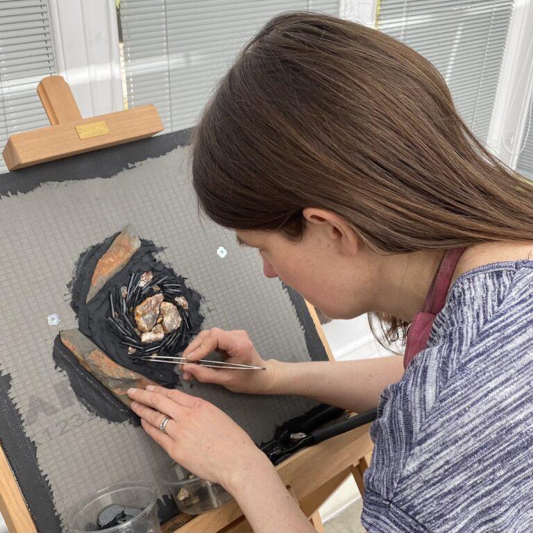 Rachel Davies mosaics artist