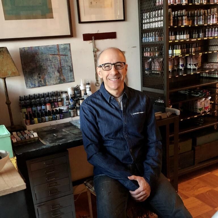 #221 Seth Apter: Mixed Media Artist, Instructor, Designer, Author