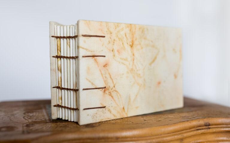 Ali Manning handmade books