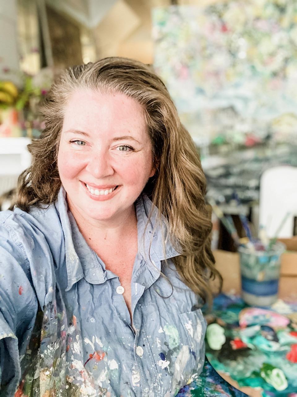 #225 Amanda Evanston: Painter, Maker, Artist