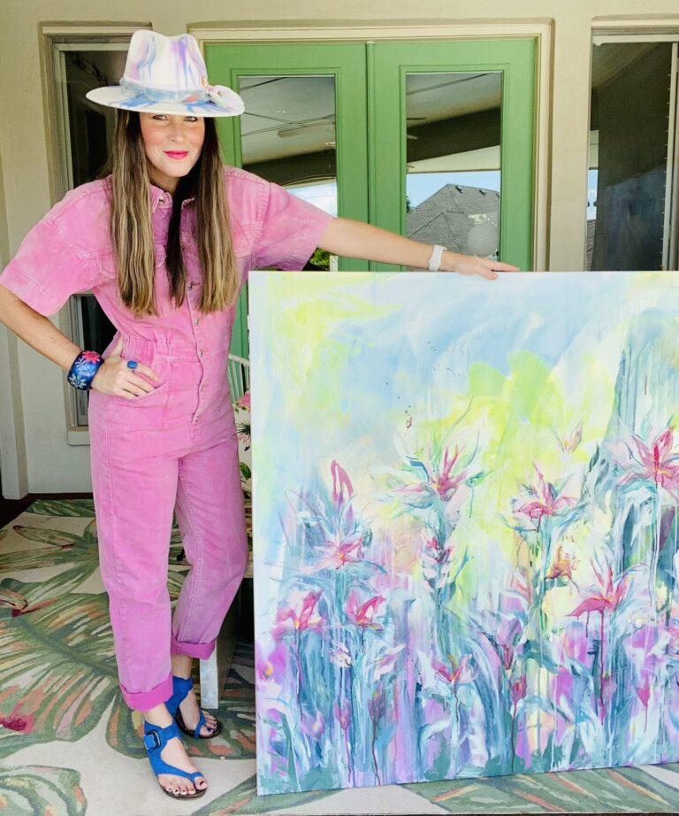 Dionne Woods artist