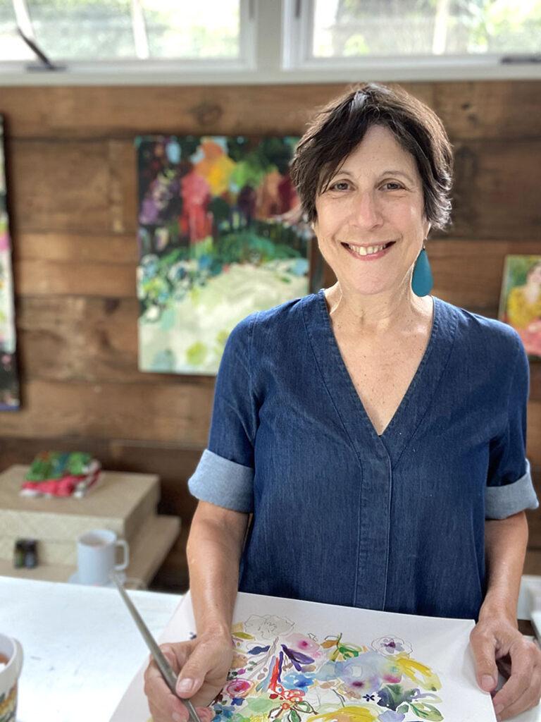Jennifer Orkin Lewis artist