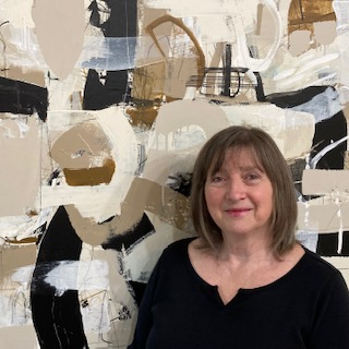#232 Robin Olsen: Abstract Layers Inspired by Quilts